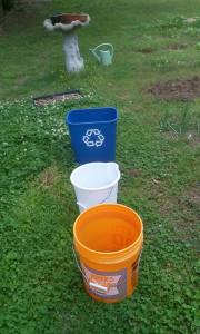 my sophisticated rainwater collection system